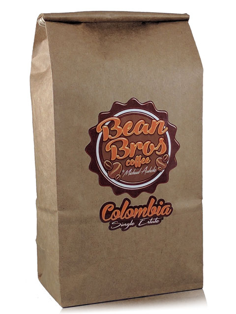 Bean Bros Coffee Colombia AA